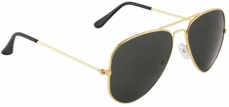 Being Adam Aviator Sunglasses(Grey) image