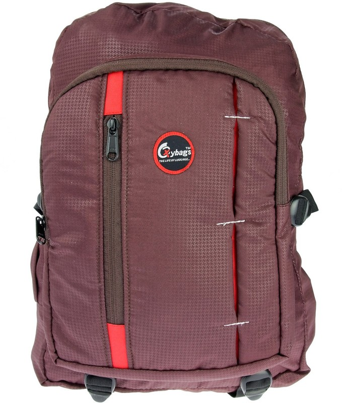 JG Shoppe M57 11 L Backpack(Maroon)