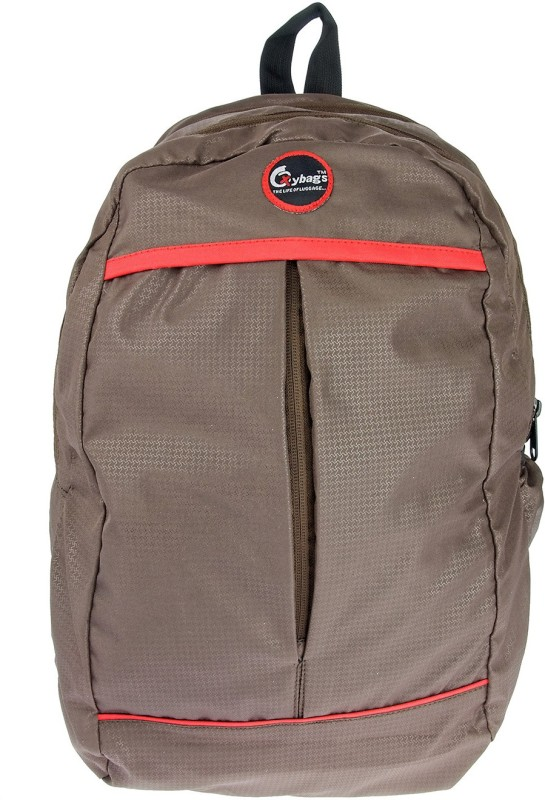 JG Shoppe M58 11 L Backpack(Brown)