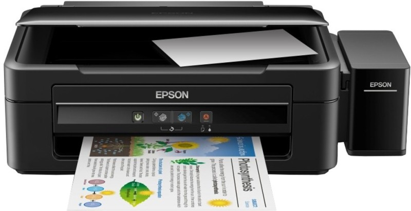 Epson L380 Multi-function Printer(Black)
