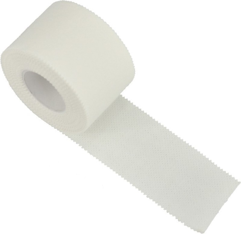 Futaba Trainers Strapping Cotton Sports Bandage/Tape Cotton Yoga Strap(White)
