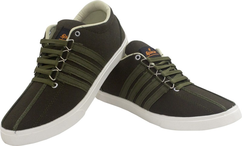 Finley Canvas Shoes(Brown)