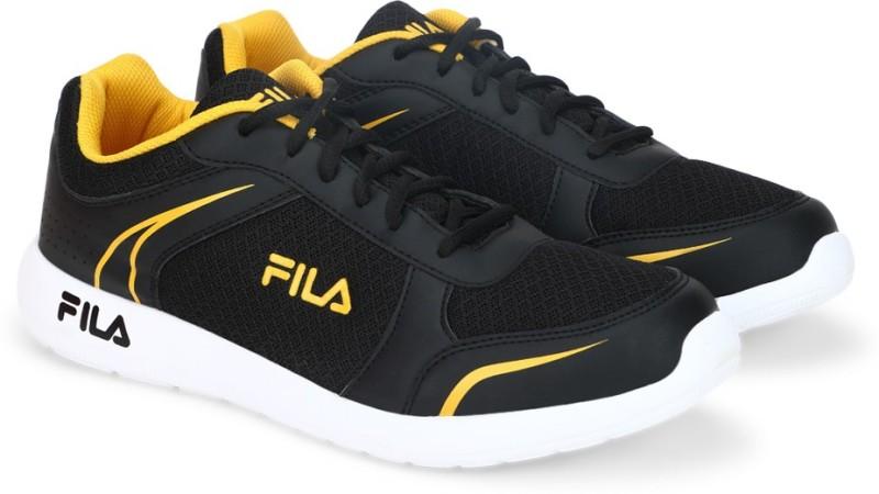 Fila WADE Running Shoes For Men(Black)