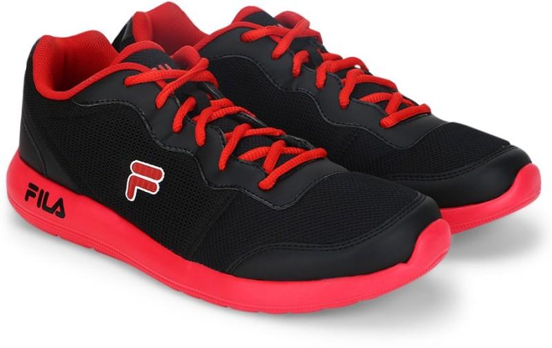 Fila REGENT Running Shoes For Men(Black)