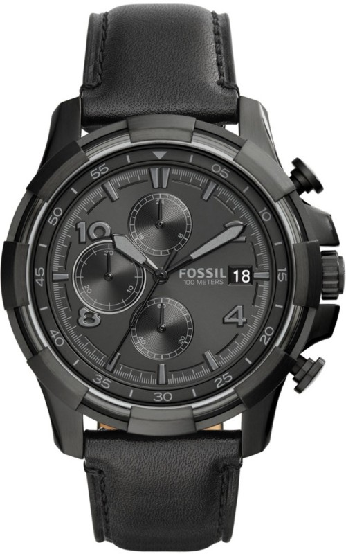 Fossil FS5133 DEAN Analog Watch - For Men(End of Season Style)