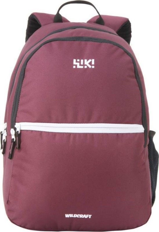 Wildcraft FK - Backapck_2 30 L Backpack(Maroon)