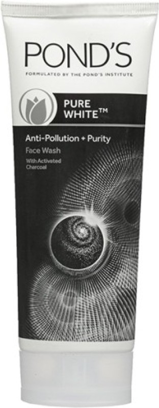 Ponds Pure White Anti Pollution Face Wash(100 g)