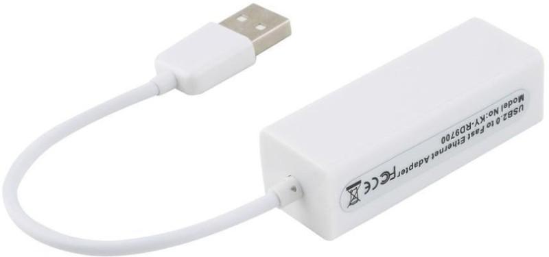 TGK USB 2.0 to LAN 10/100Mb RJ45 Convertor Card Ethernet Network Adapter Hi-Speed Lan Adapter(100 Mbps)