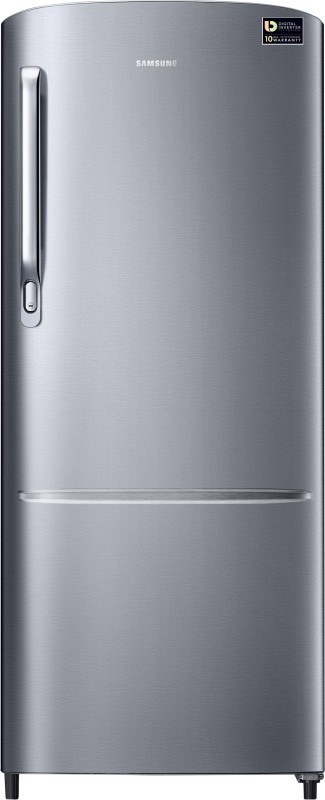 Deals - Delhi - Samsung 212 L Direct Cool Single Door Refrigerator <br> No Cost EMI<br> Category - Appliances<br> Business - Flipkart.com