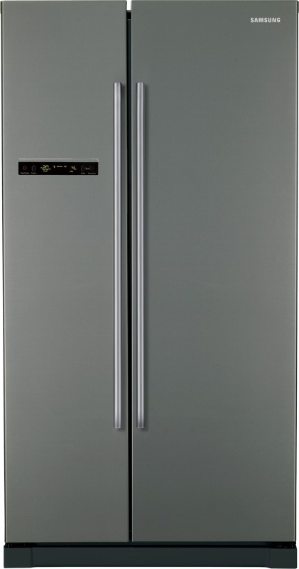 Samsung 545 L Frost Free Side by Side Refrigerator(Metal Graphite,...