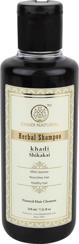 Khadi Natural Shikakai Shampoo(210 ml)