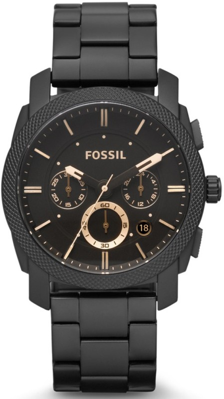 Fossil FS4682 Machine Analog Watch - For Men