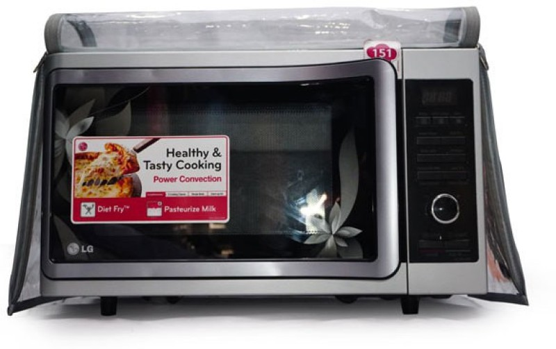 Aditya Microwave Oven Cover(26 to 28 litres Transparent)