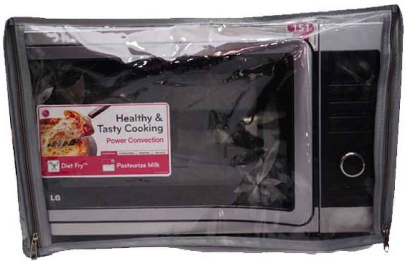 Aditya Microwave Oven Cover(Transparent)