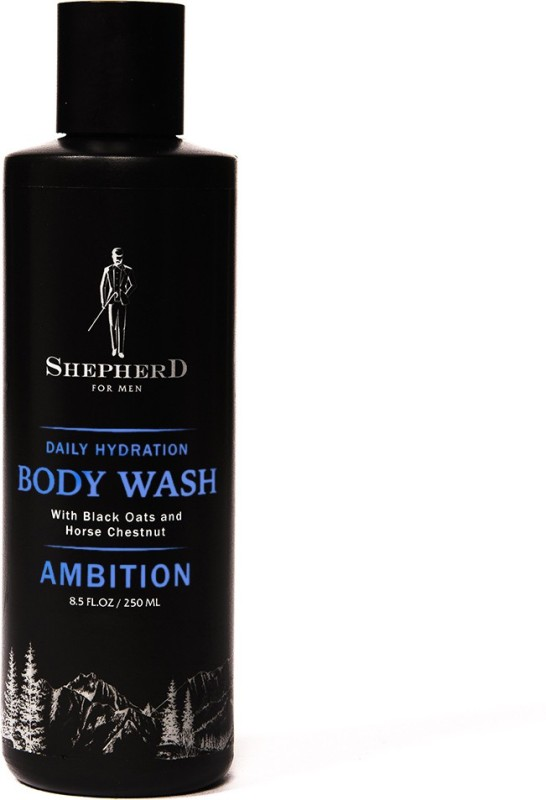 SHEPHERD Daily Hydration Body Wash - Ambition(250 ml)