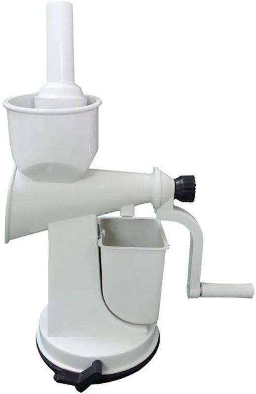 Magikware Plastic Hand Juicer(White Pack of 1)