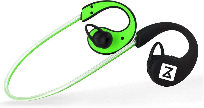 Zakk Firefly Sport Stereo Bluetooth LED Light Cable Smart Headphones(Wireless)