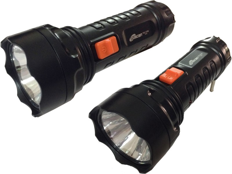 Tuscan Rechargeable Army Torches TSC-3738 Torch(Black : Rechargeable)