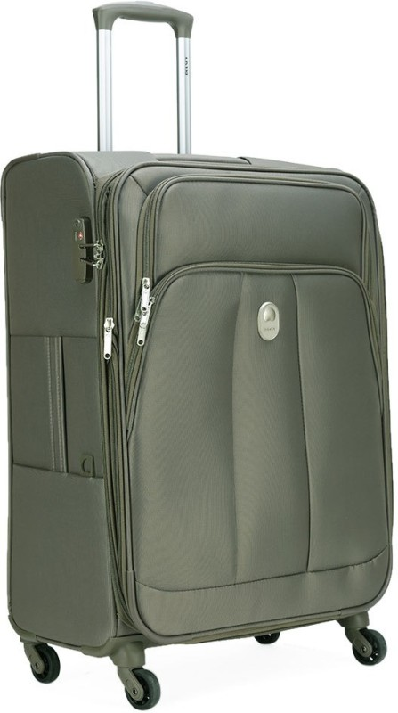 Delsey Uranie Check-in Luggage - 24 inch(Green)