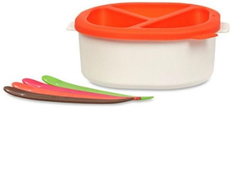 Shrih Chocolate Plastic Fondue Set(Red, White)