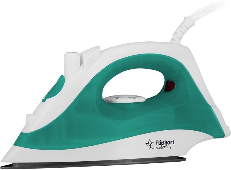 Flipkart SmartBuy 1200 W Steam Iron(Green)