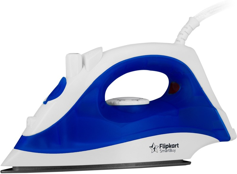 Flipkart SmartBuy 1200 W Steam Iron(Blue)