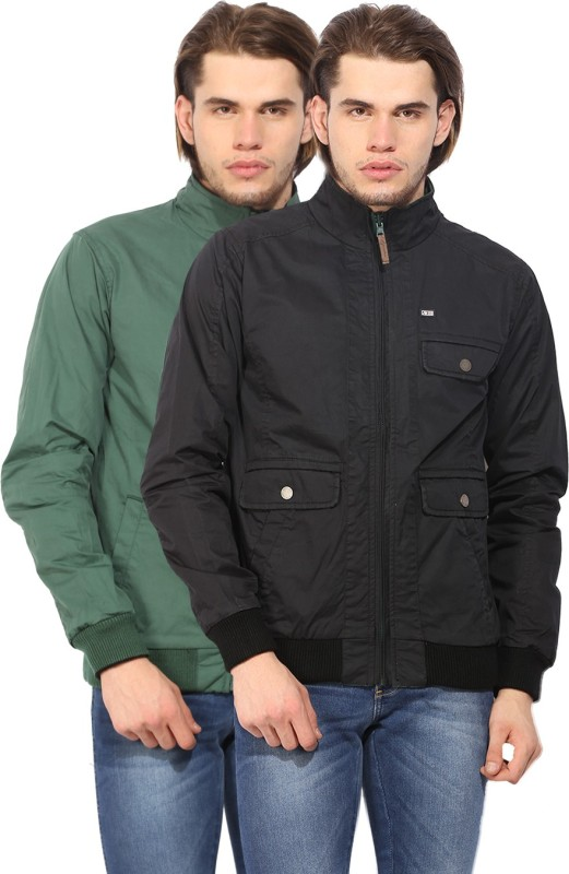 Arrow Sport Full Sleeve Solid Mens Jacket