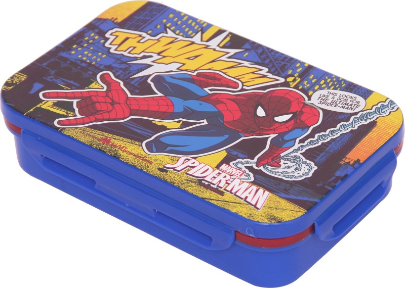 Marvel HMRPLB 00733-SPM 1 Containers Lunch Box(750 ml)