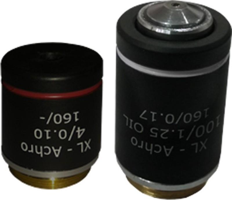 labovision Microscope Jis objective 4x10x Objective Microscope Lens