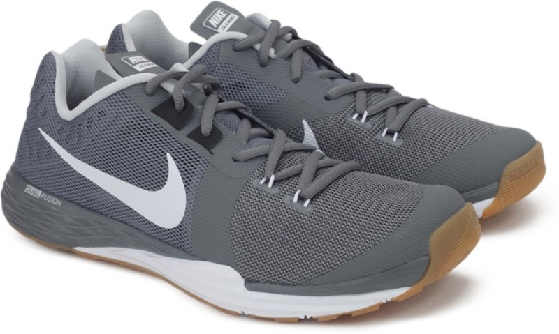 Nike TRAIN PRIME IRON DF Training Shoes For Men(Grey)