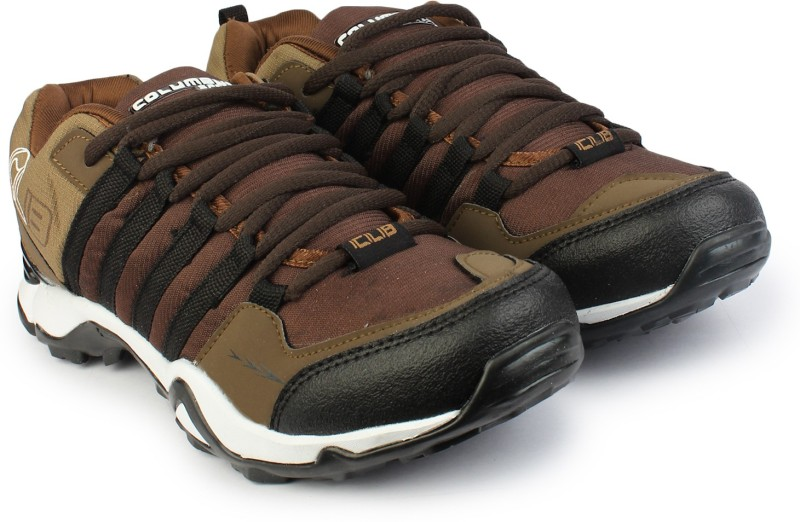 Columbus Hiking & Trekking Shoes(Brown)