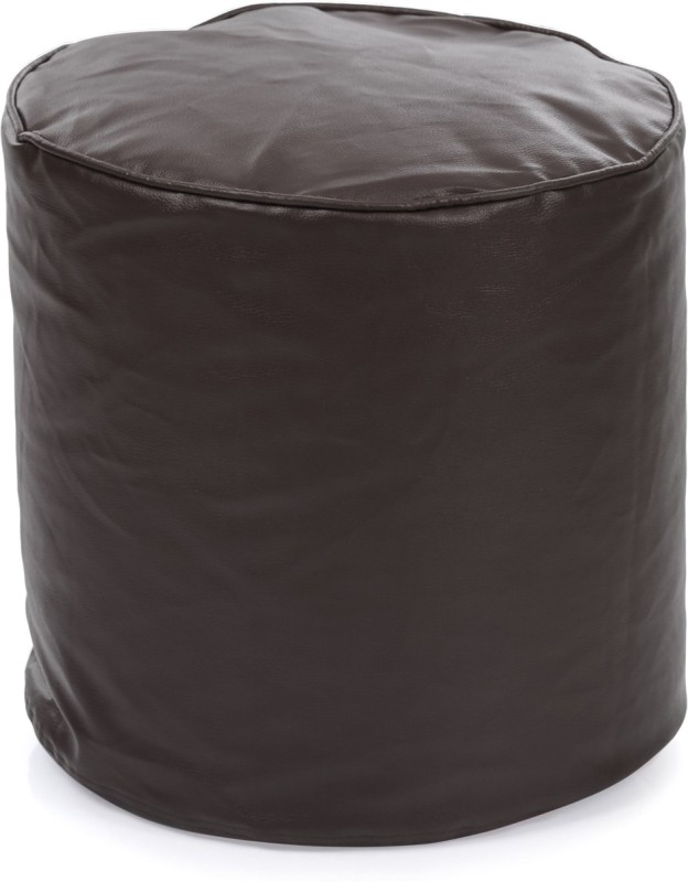 Home Story Medium Bean Bag Cover(Brown)