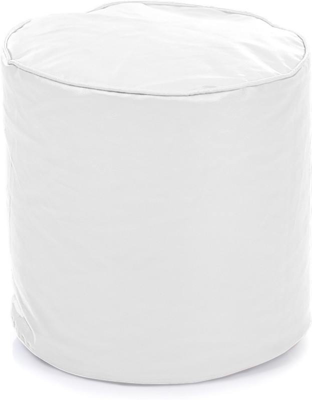 Home Story Medium Bean Bag Cover(White)