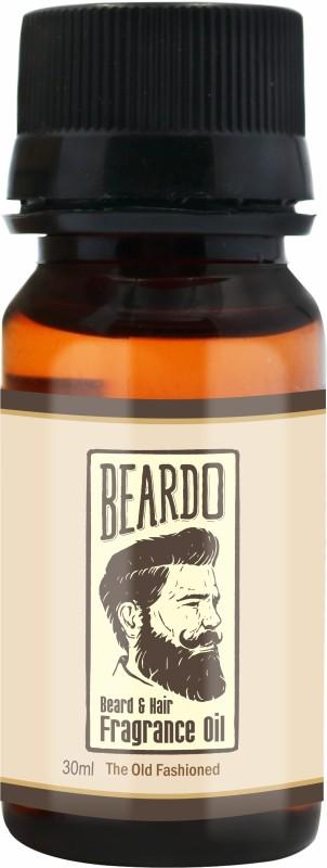 Beardo The Old Fashioned Beard Fragrance Hair Oil(30 ml)