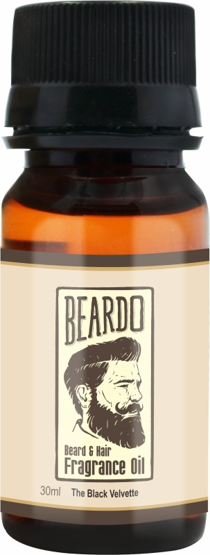 Beardo The Black Velvette Beard Fragrance Hair Oil(30 ml)