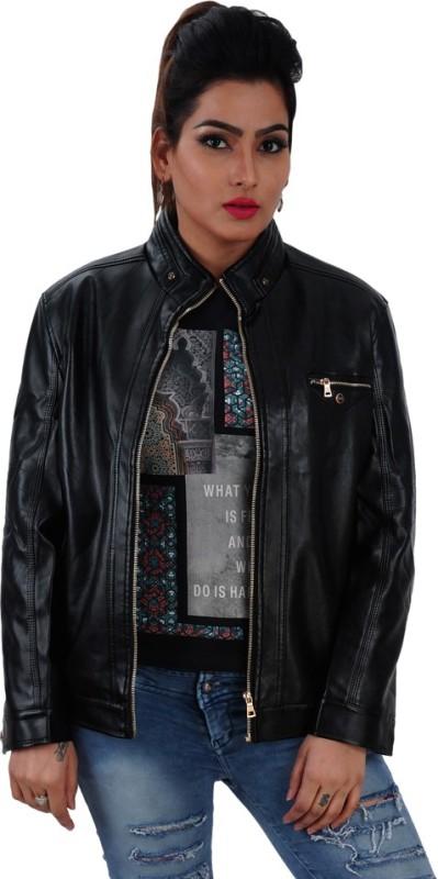 Lucky Angel Full Sleeve Solid Women's Jacket