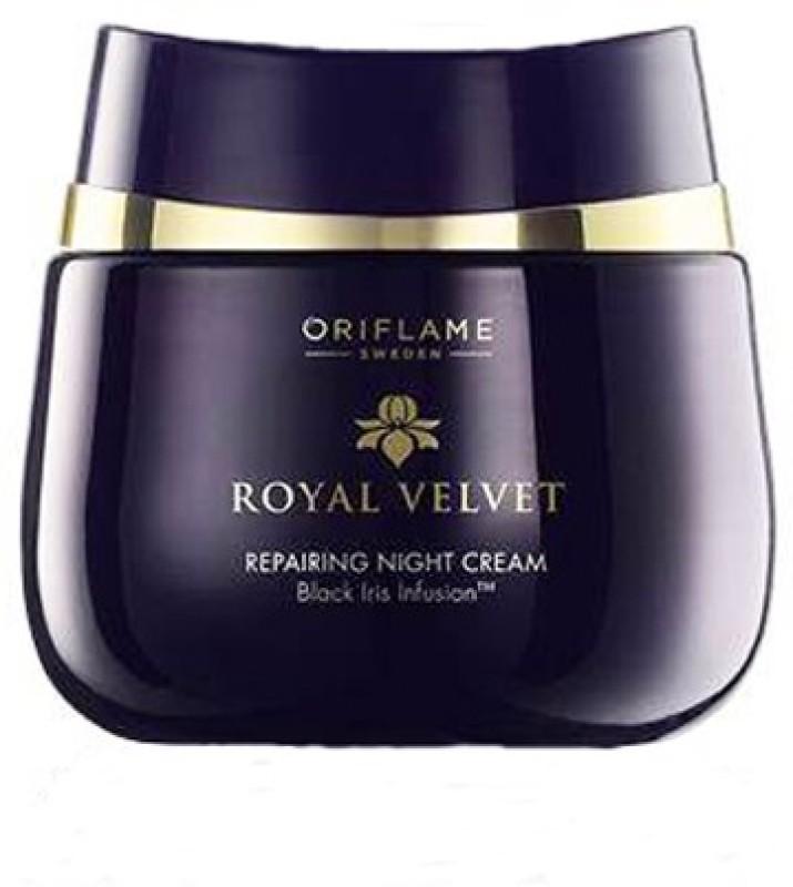 Oriflame Sweden Royal Velvet Night Cream(50 ml)