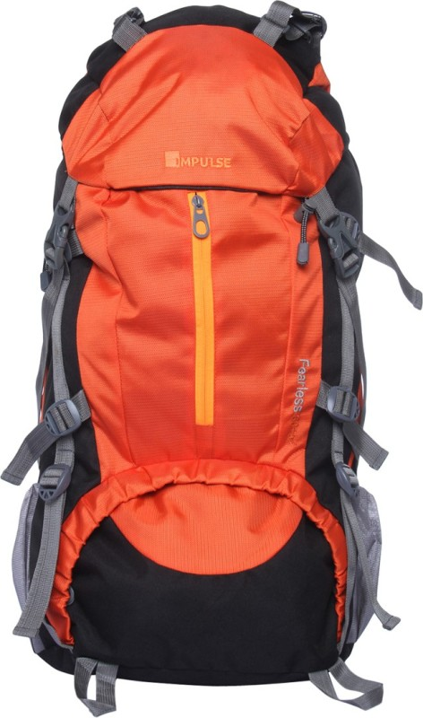 Impulse Inverse U Rucksack - 65 L(Orange)