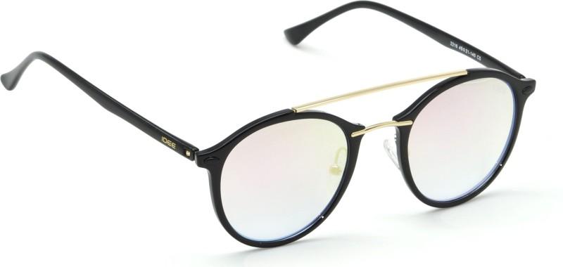 c4e9c1fec2 latest price IDEE Round Sunglasses Pink