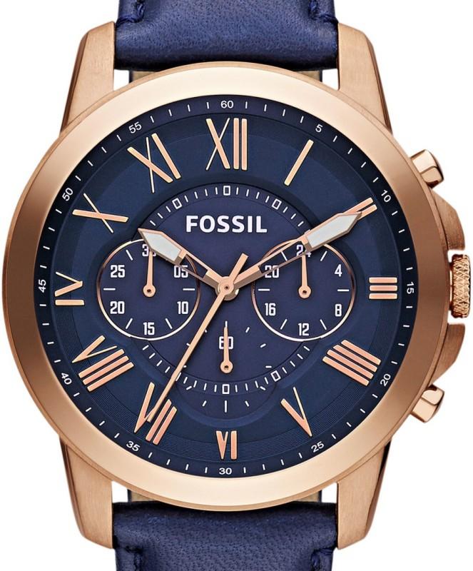 Fossil FS4835 GRANT Men's Watch