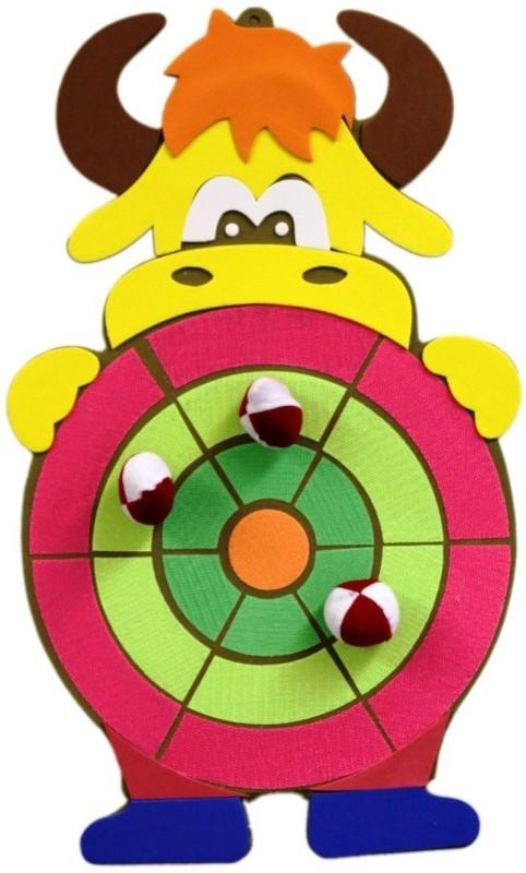 KEMFYE Target Toss Darts Soft Tip Dart(Multicolor, Pack of1)