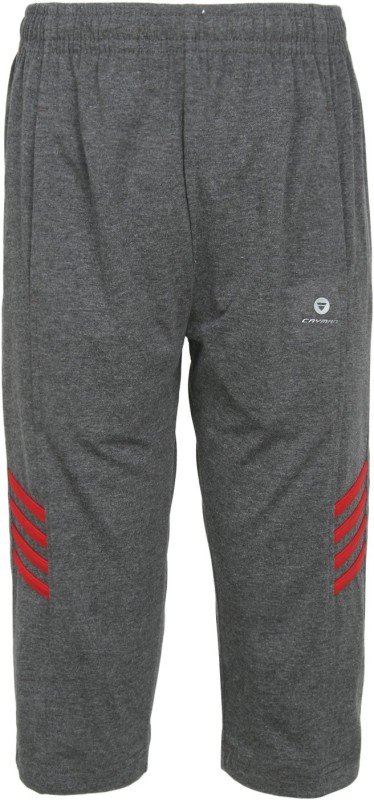 Cayman Three Fourth For Boys(Grey Pack of 1)