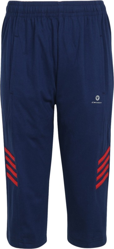 Cayman Three Fourth For Boys(Dark Blue Pack of 1)