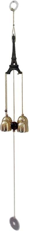 Parampara Brass Windchime(22 inch, Multicolor)