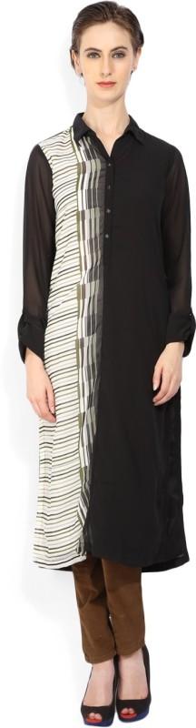 Biba Womens A-line Multicolor Dress