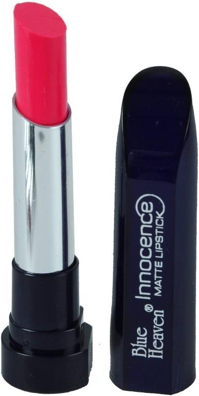 Blue Heaven Innocence Matte Pink Lipstick(Pink, 3.5 g)