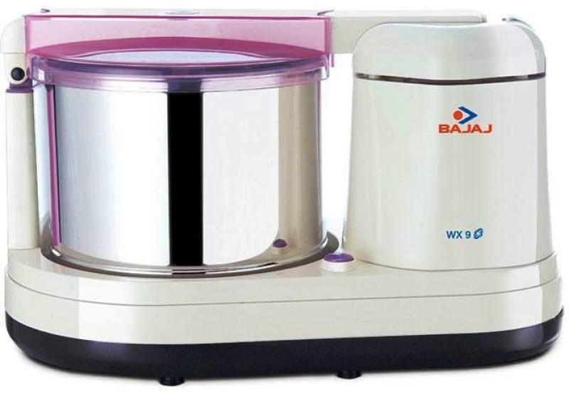 BAJAJ 410032 175 W Mixer Grinder(Black, White)