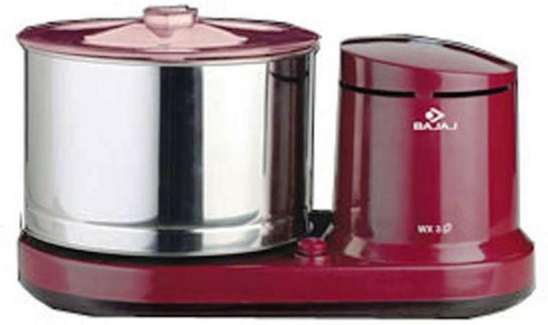 BAJAJ 410050 150 W Mixer Grinder(Black, White)