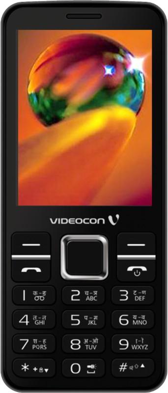 Videocon Star 3 V3BC(Black)