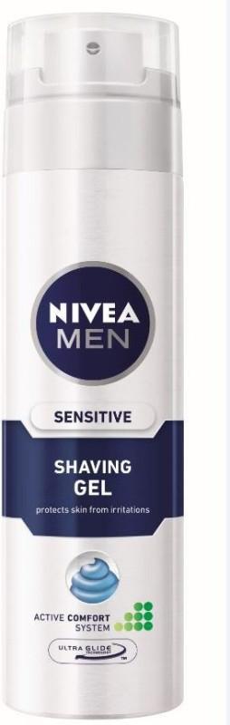 Nivea Sensitive Shaving Gel(200 ml)
